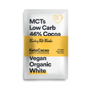 KetoCacao White Chocolate