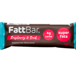 Raspberry and seed fattbar_Keto Diet